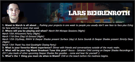 WMC - 5 questions for Lars
