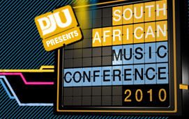 South African Music Conference 2010
