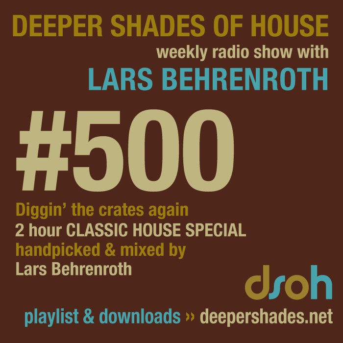 DSOH 500 Cover