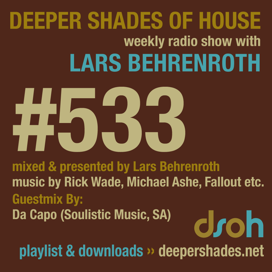Deeper Shades Of House 533