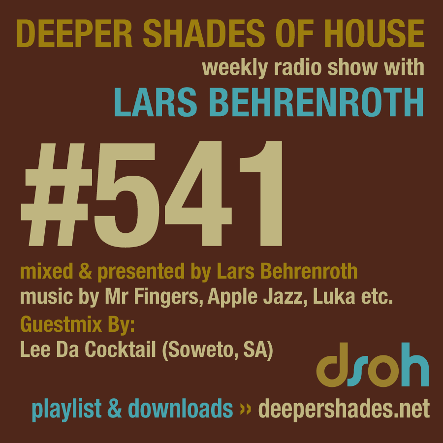 Deeper Shades Of House 541