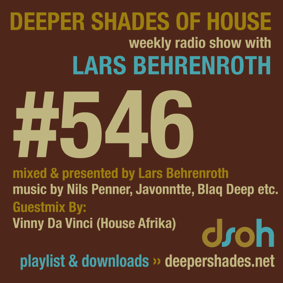 Deeper Shades Of House 546