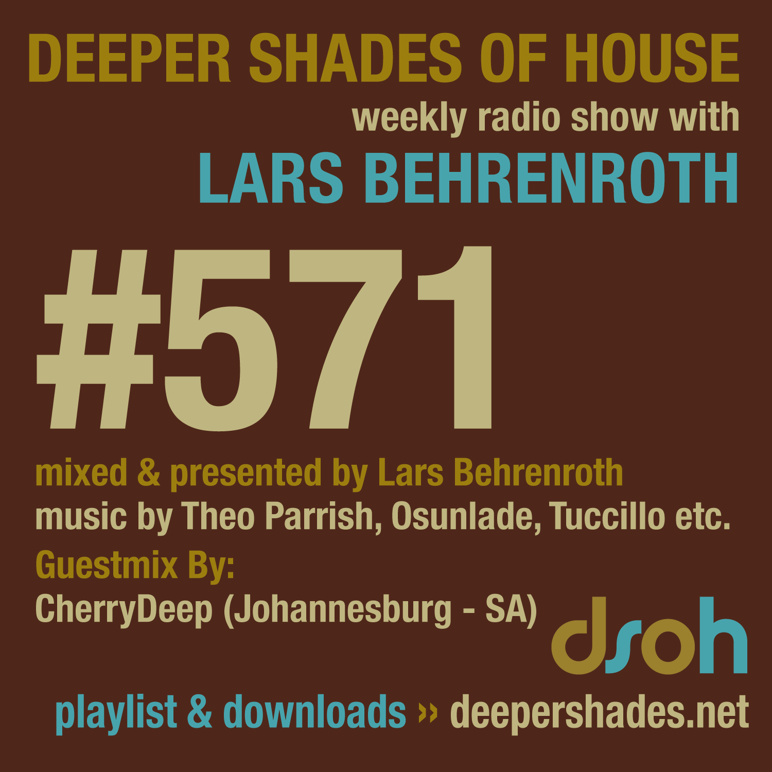 Deeper Shades Of House 571