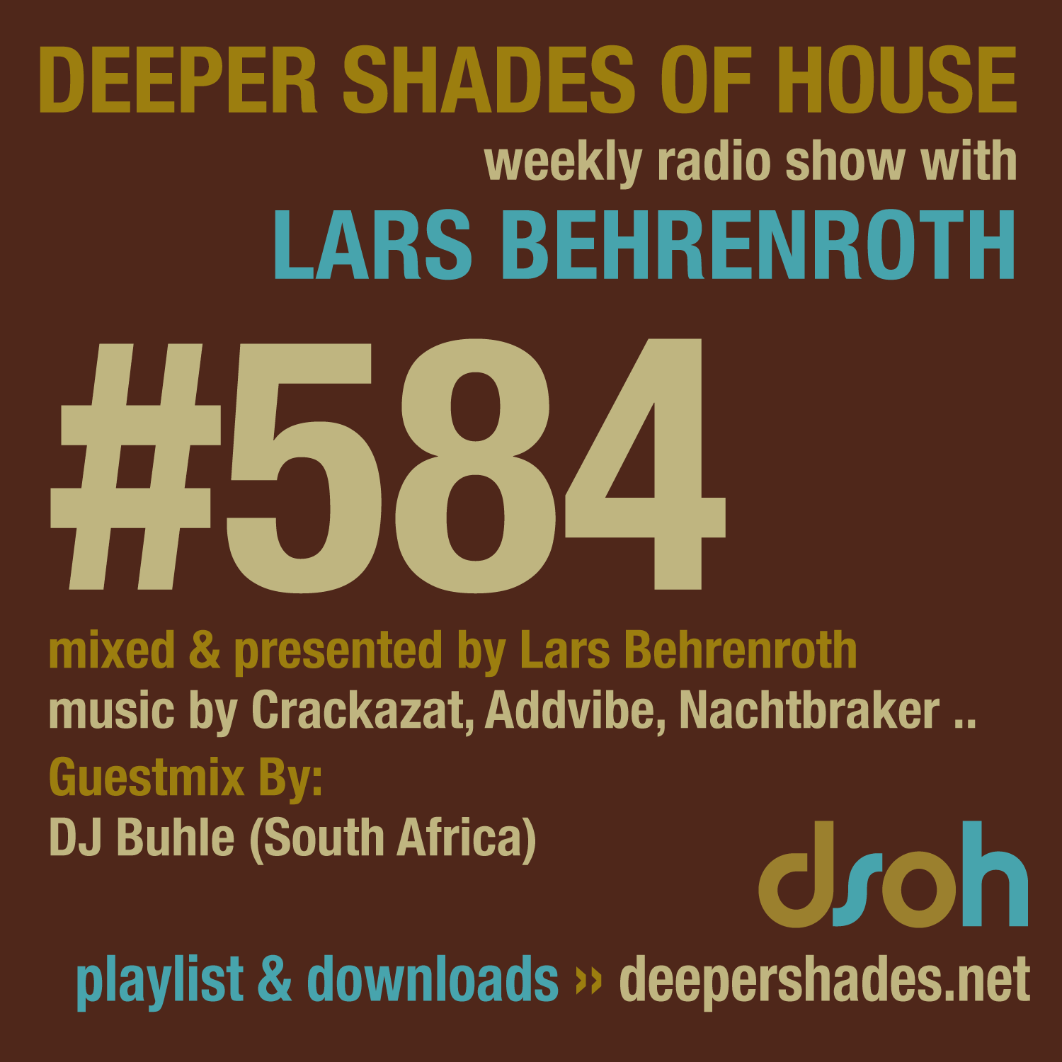 Deeper Shades Of House 584