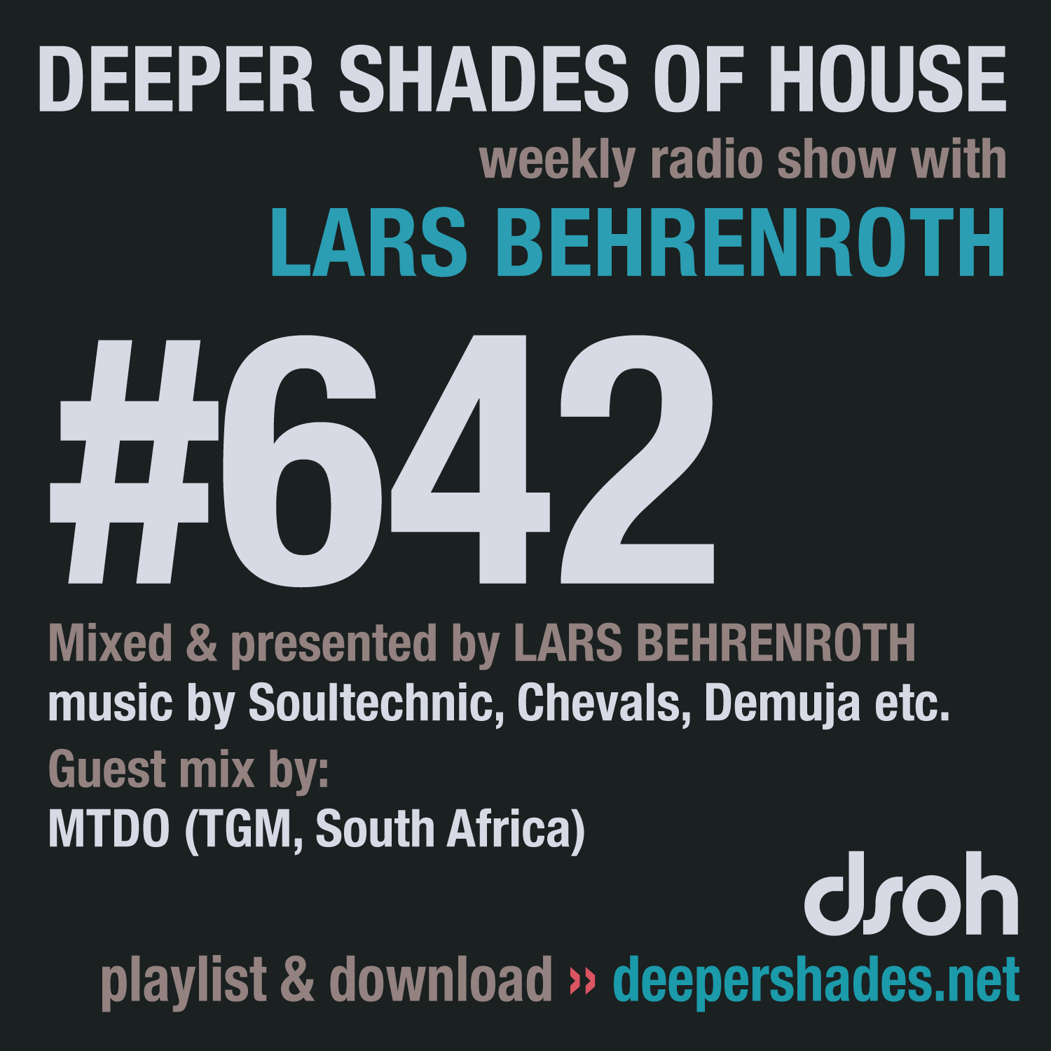 Deeper Shades Of House 642