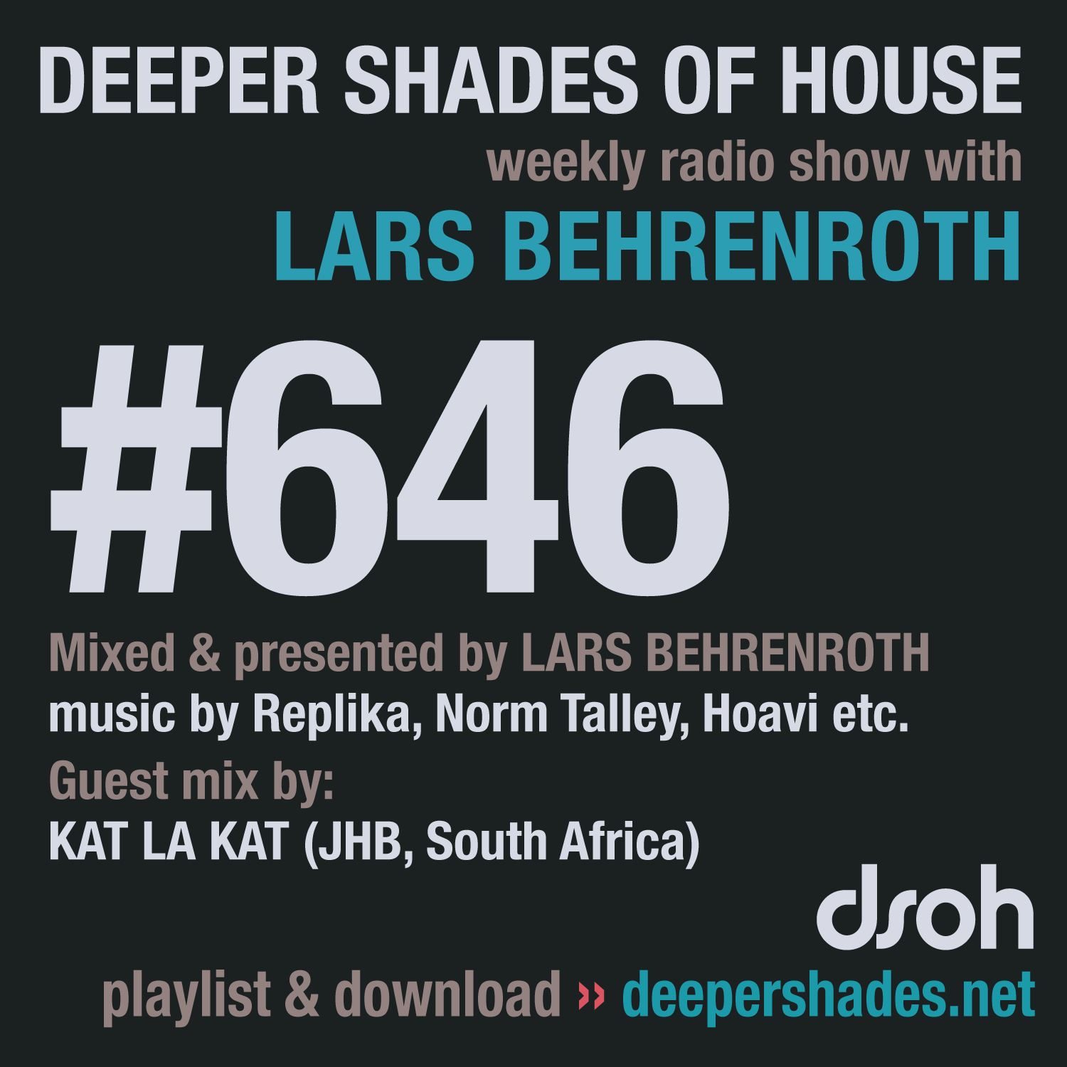 Deeper Shades Of House 646