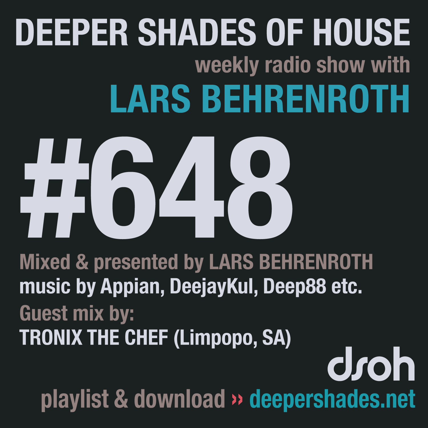 Deeper Shades Of House 648