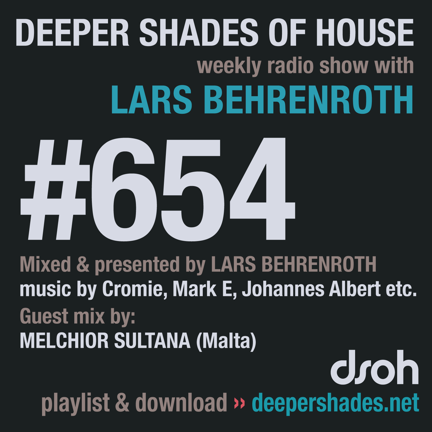 Deeper Shades Of House 654