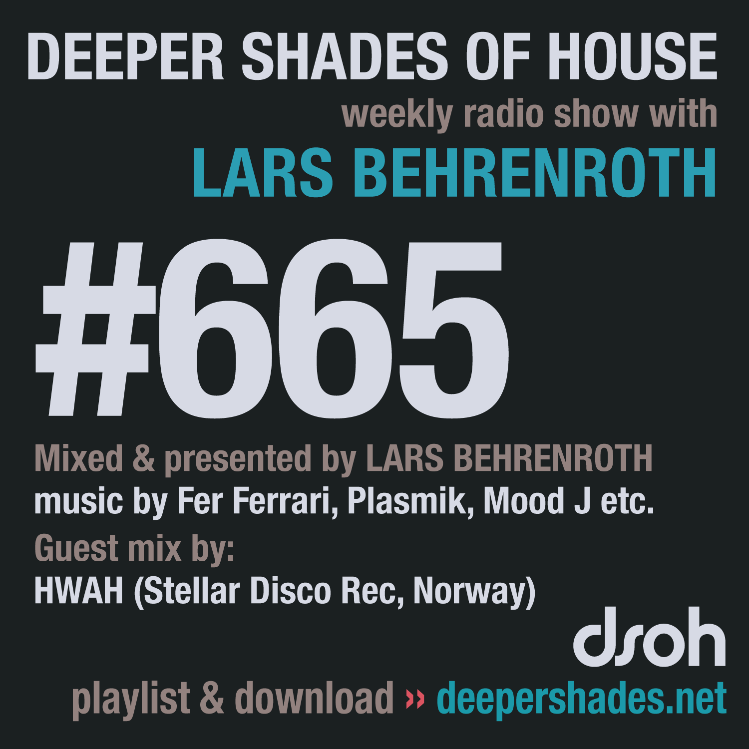 Deeper Shades Of House 665