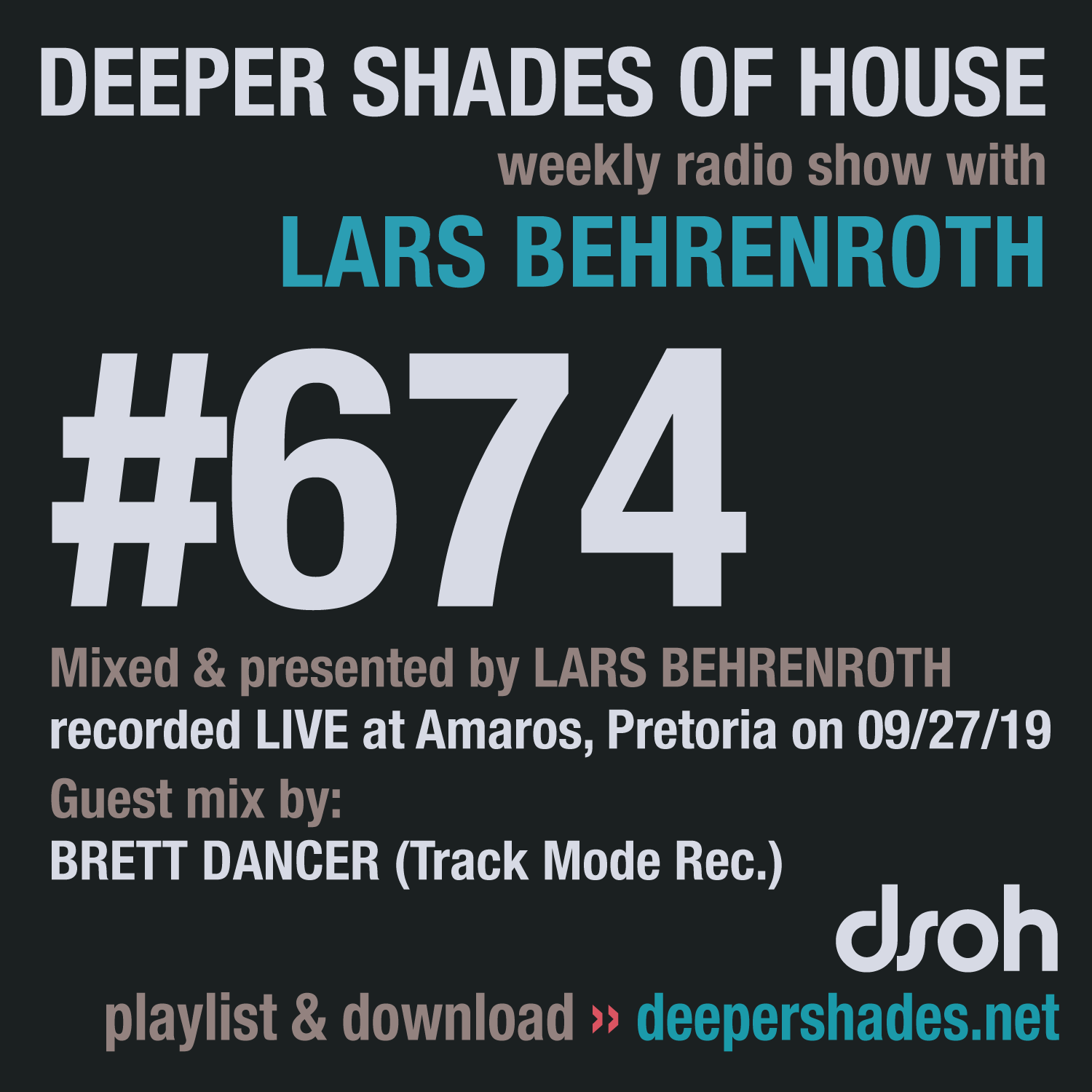 Deeper Shades Of House 674