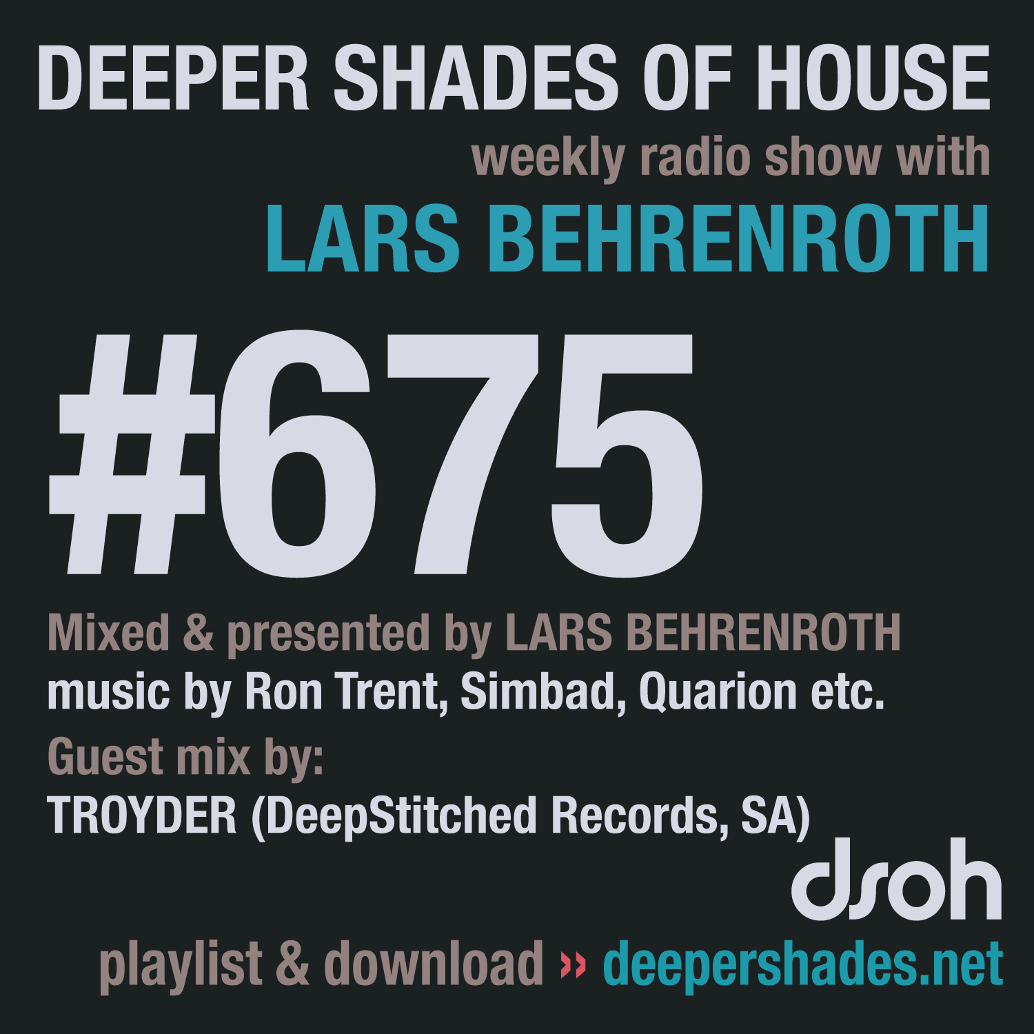Deeper Shades Of House 675