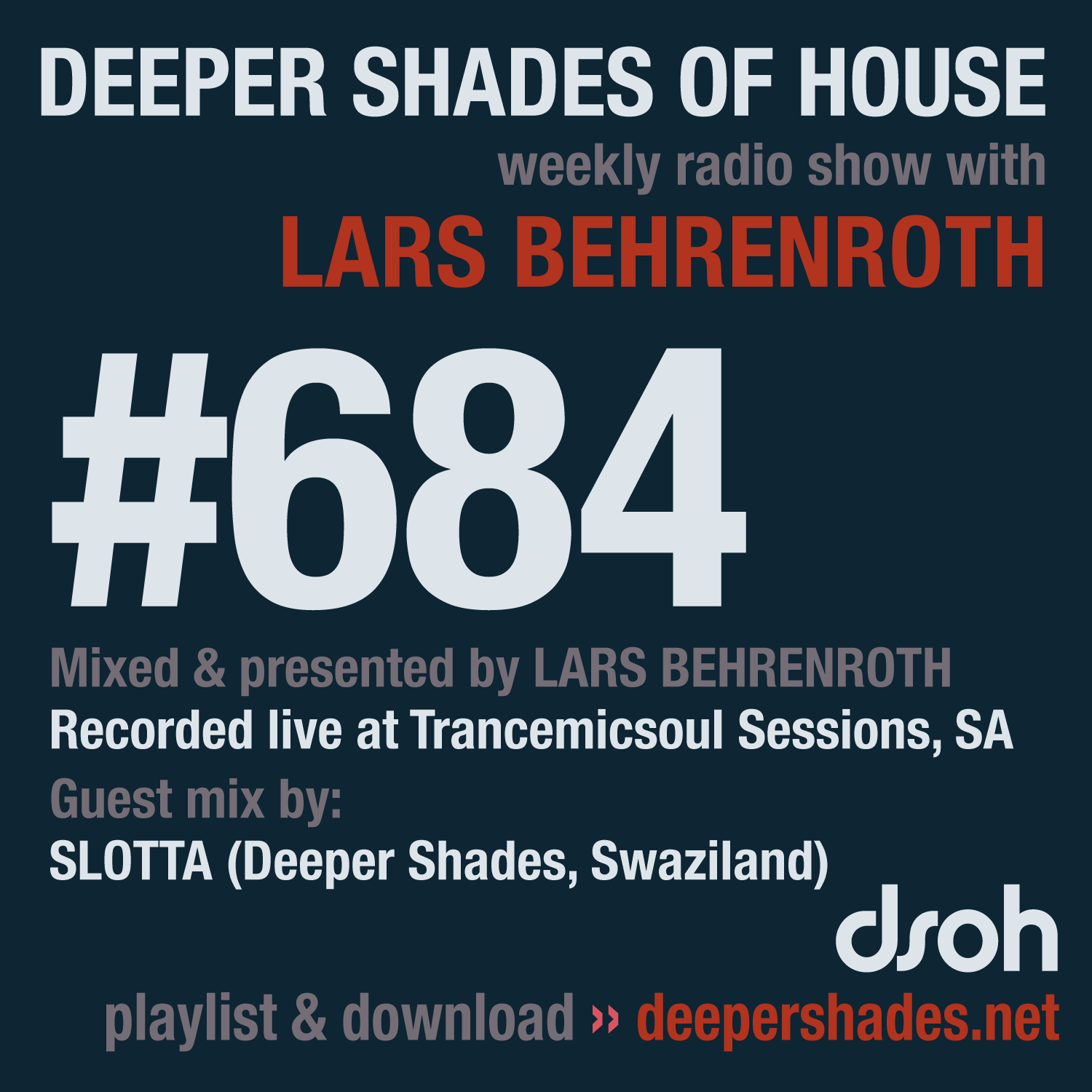 Deeper Shades Of House 684