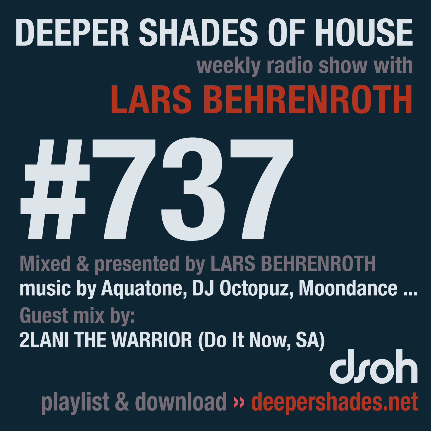Deeper Shades Of House 737