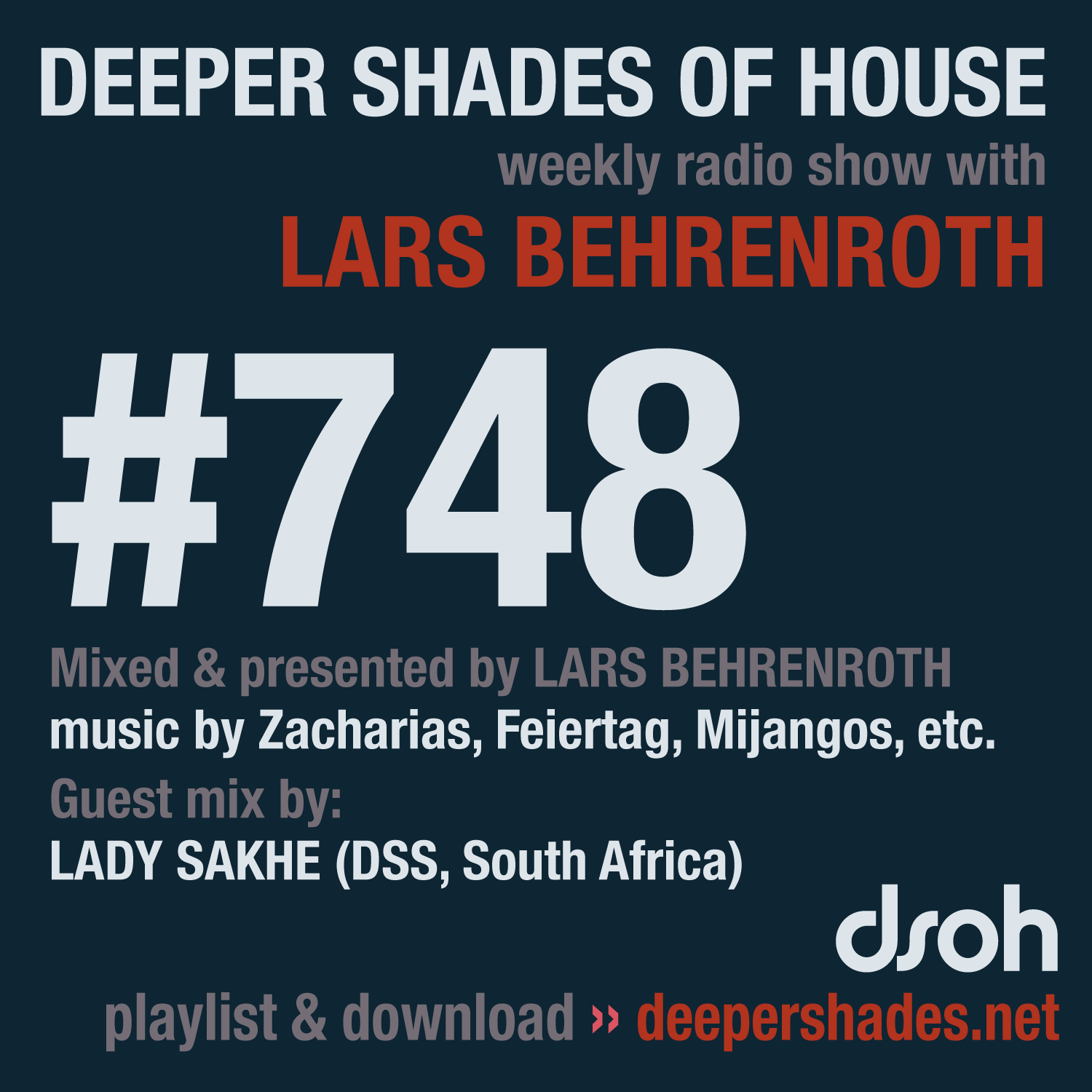 Deeper Shades Of House 748