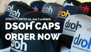 NEW Deeper Shades Of House Caps