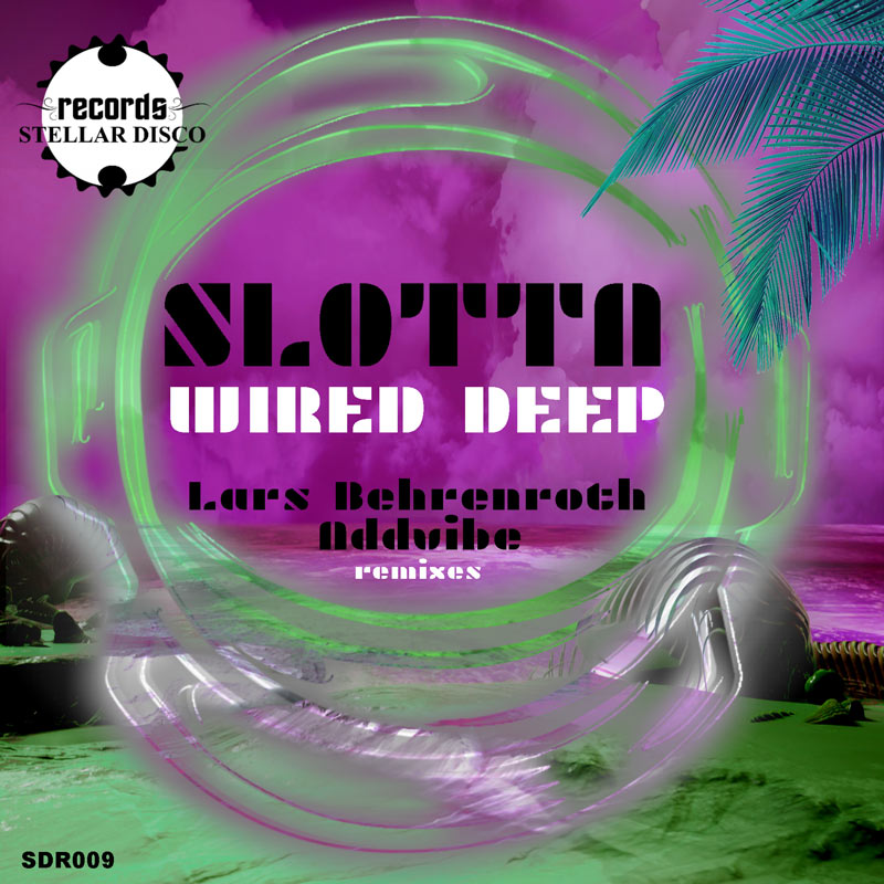 Slotta - I Found You (Lars Behrenroth Remix) - Stellar Disco Records