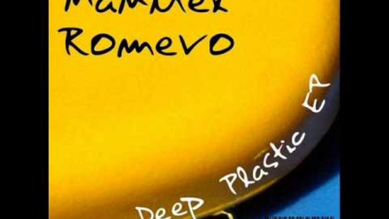 Manuel Romero - Deep Plastic