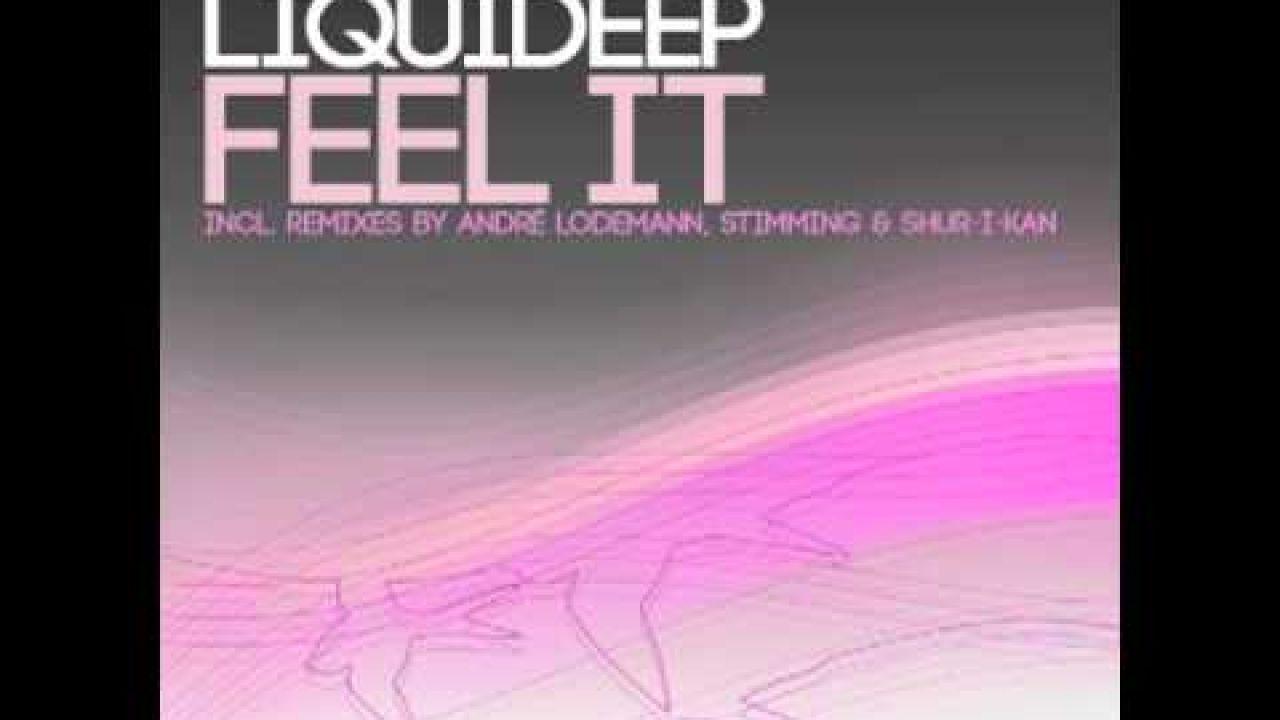 """Liquideep """"Feel It (Shur-I-Kan Vocal Mix)"""" Deeper Shades Recordings"""