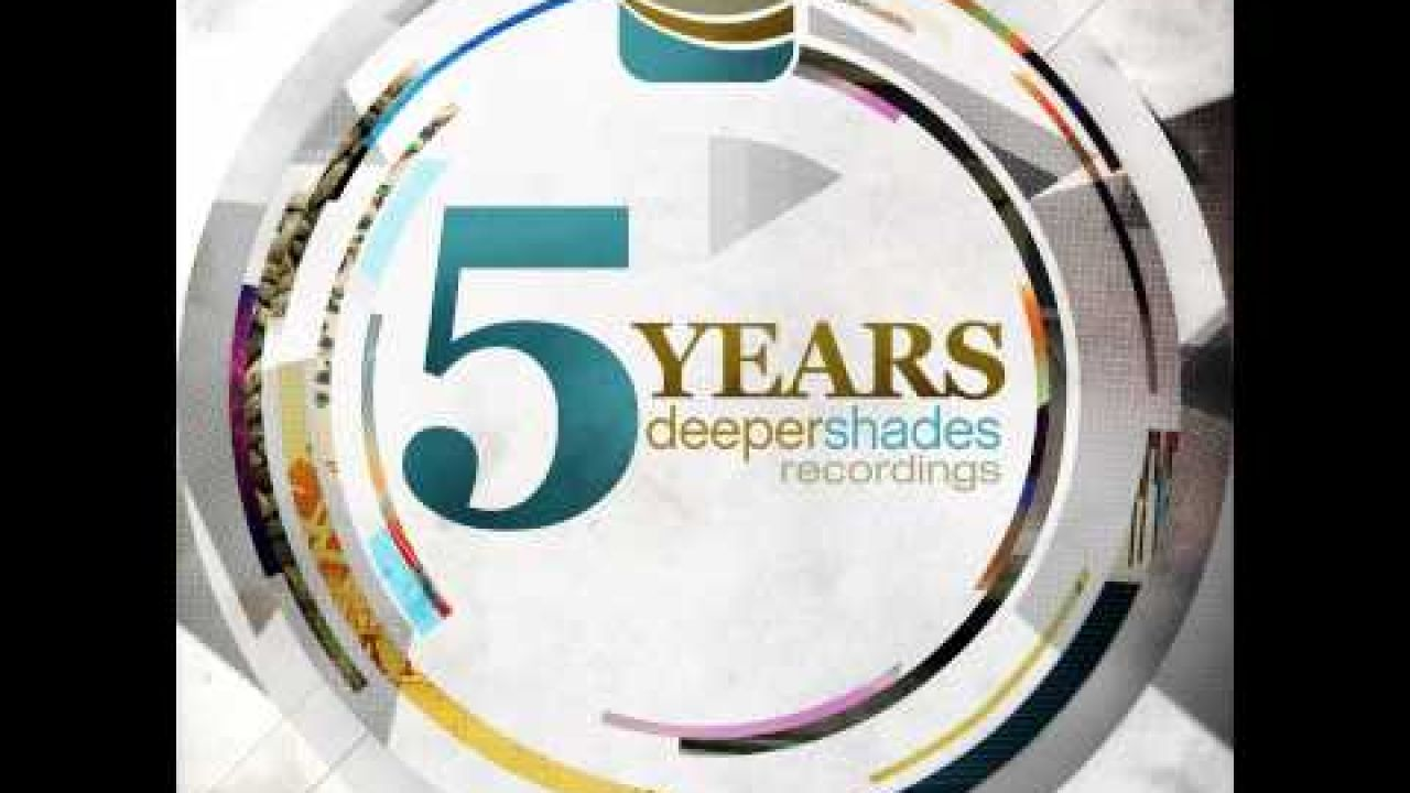 60 Hertz Project - Happy Days (BlackJean Dub in Pta Mix) - 5 Years Deeper Shades Recordings