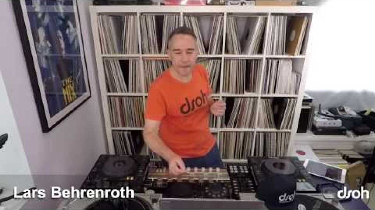 DSOH #659 - Lars Behrenroth LIVE IN THE MIX - Deeper Shades Of House DEEP HOUSE DJ MIX