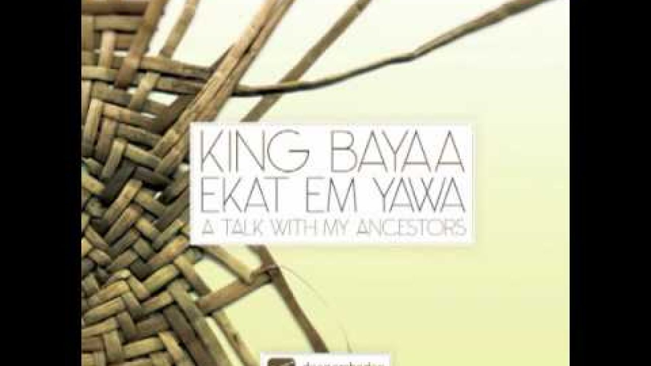 "King Bayaa ""Ekat Em Yawa (Mushroom Boyz Spiritual Mix)"" Deeper Shades Recordings"