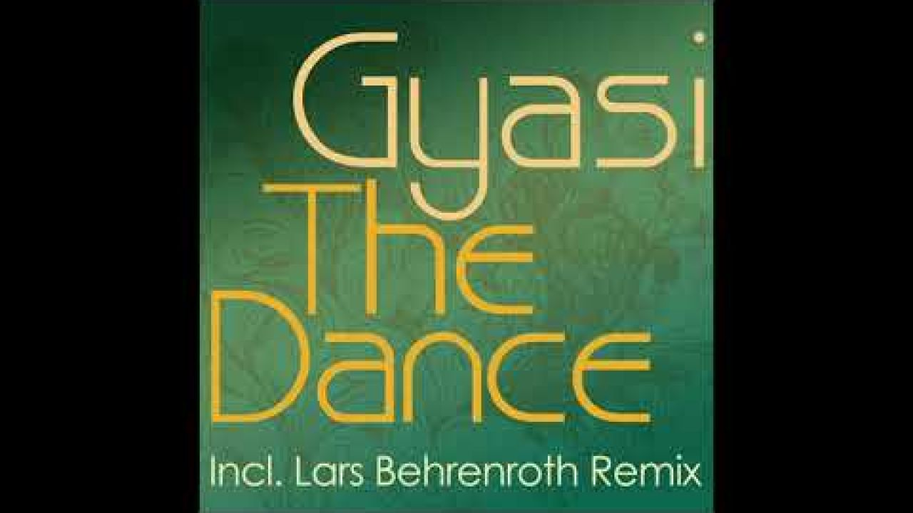 Gyasi - The Dance (Gyasi's Tap Remix) - Deeper Shades Recordings - DEEP HOUSE TRACK MOODY