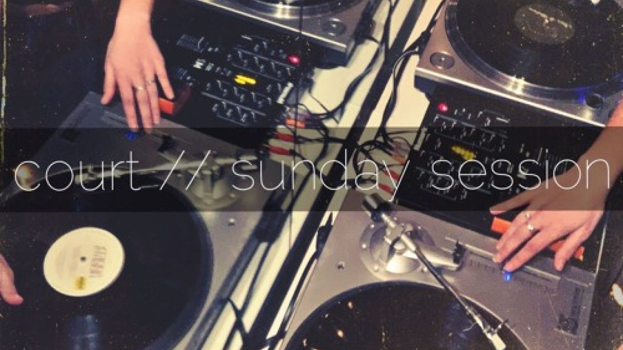 sunday session (01/27/19) - vinyl mix by court